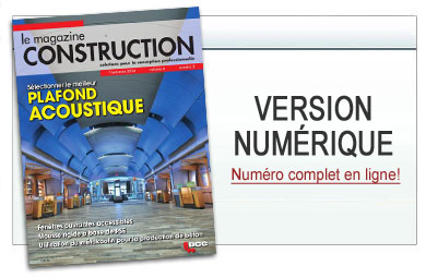 Le Magazine Construction Issue