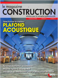 Le Magazine Construction